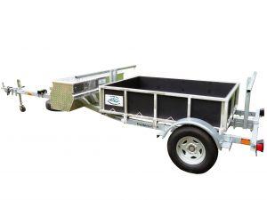 Sport trailer 2G72G51-18-13-OB72-60AB-RCV, canoe trailer, kayak trailer, sup trailer