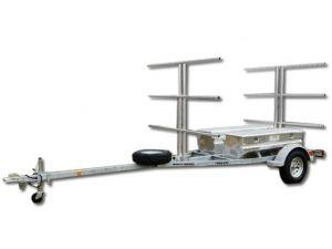 Sport trailer 6G72G51-18-13, canoe trailer, kayak trailer, sup trailer