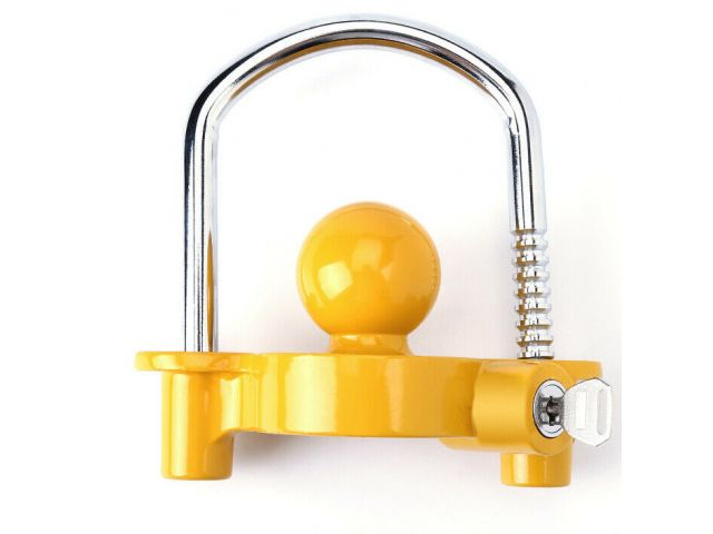 Coupler Ball Lock