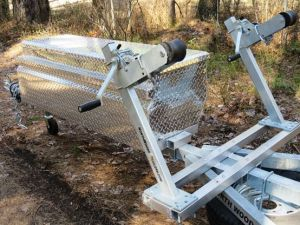 Option Item Double Winch Stand 43